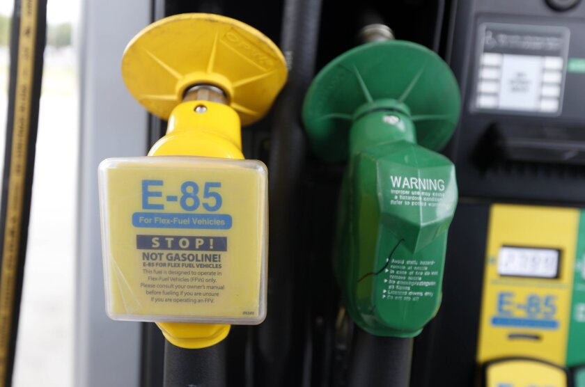 The EPA is boosting the amount of corn-based ethanol in the U.S. gasoline supply.