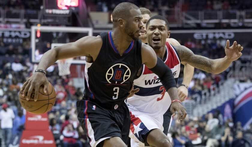 Image result for bradley beal chris paul