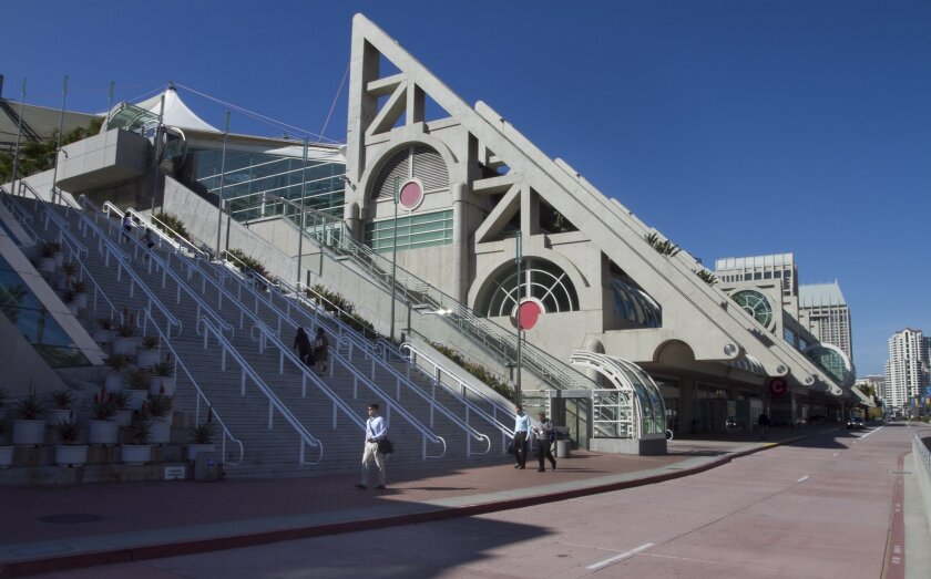 San Diego hoteliers have approved a new room tax help finance the $520 million expansion of the Convention Center.