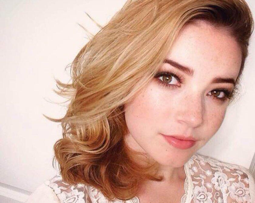 Teen makes U S  finals for makeup design conteset - The San Diego