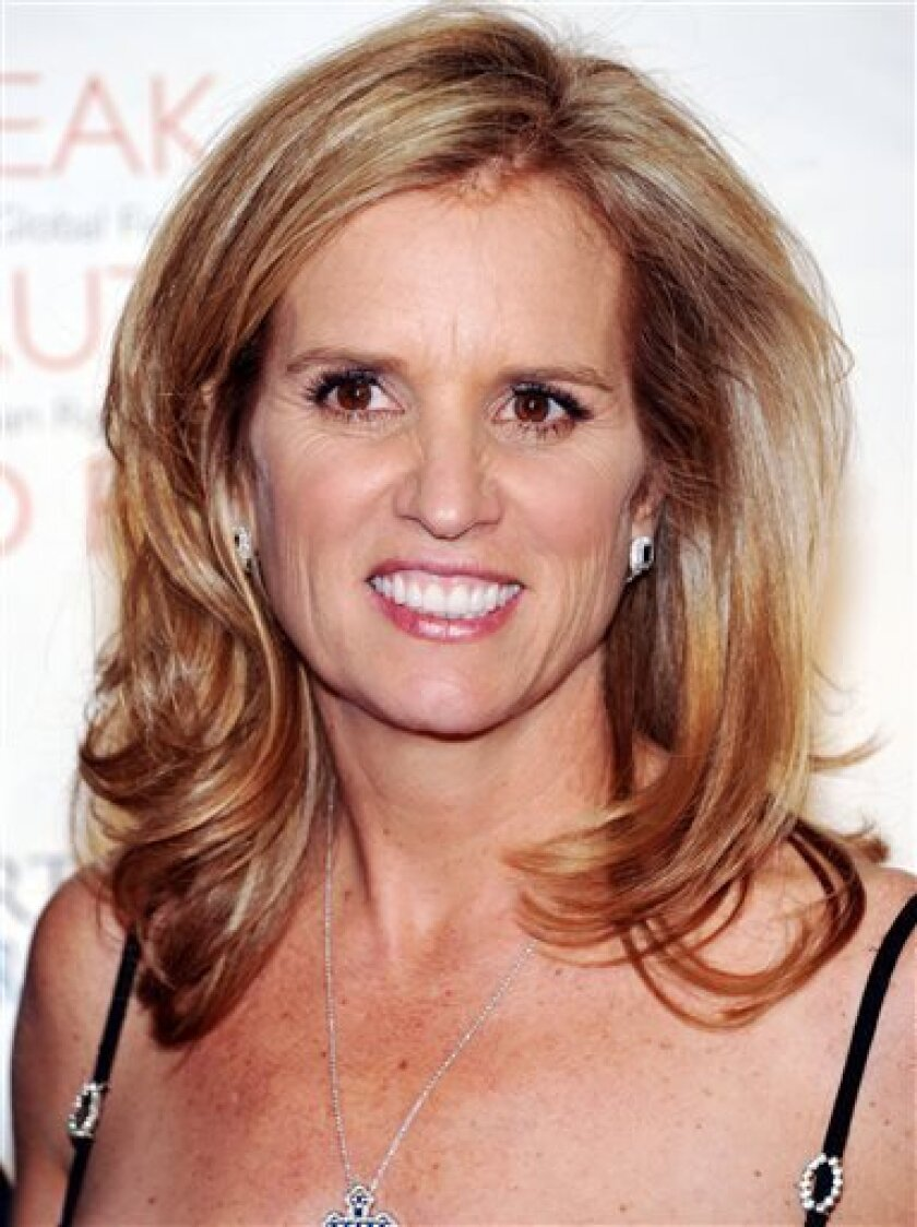 FILE - In this Nov. 17, 2012 file photo, Kerry Kennedy, attends the Robert F. Kennedy Center for Justice and Human Rights 2010 Ripple of Hope Awards Dinner New York.  Kennedy's lawyer in her New York drugged-driving case is complaining that prosecutors want the court to be tougher on her than on or
