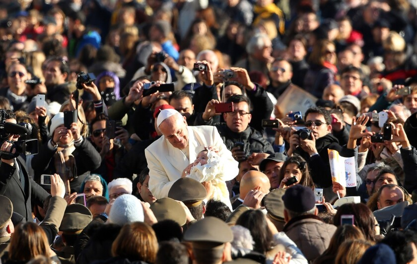*** BESTPIX *** Pope Francis Holds Weekly Audience