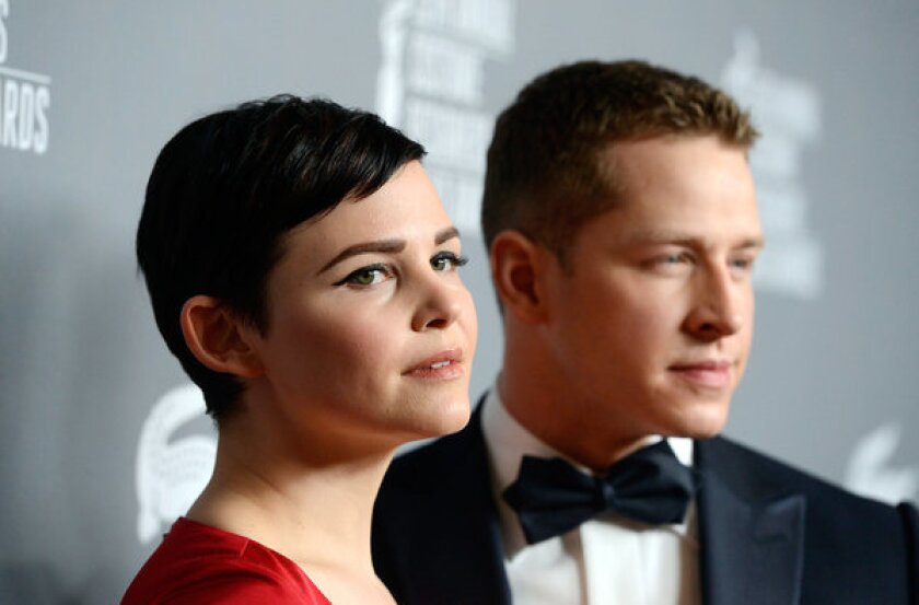 """""""Once Upon a Time"""" stars Ginnifer Goodwin and Josh Dallas are engaged."""