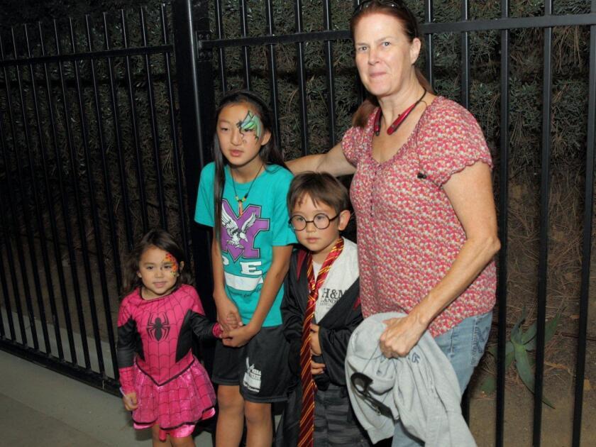 Noah, Kate, Naomi, and Heather