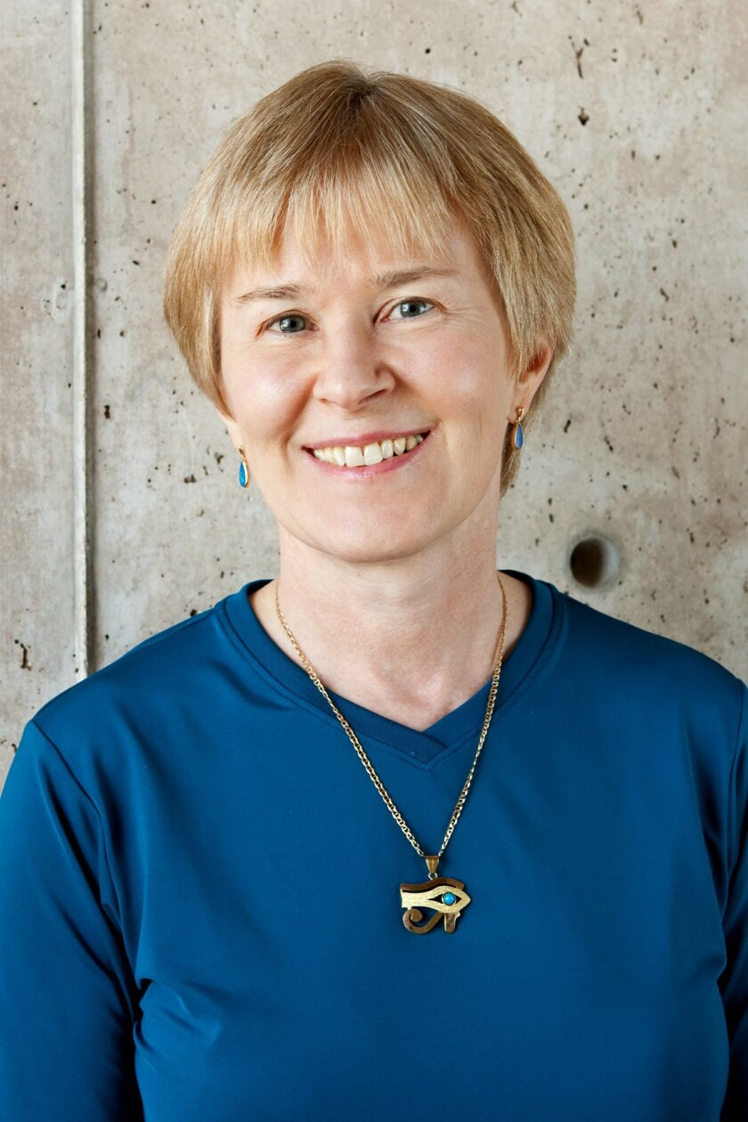 Beverly Emerson, biochemist, the Salk Institute