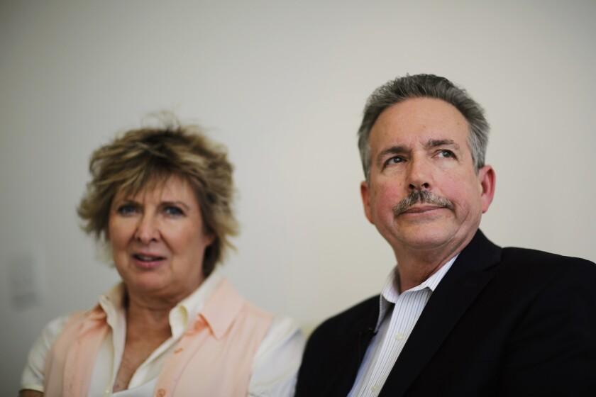 Elizabeth and Richard Jones