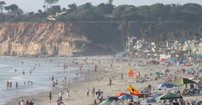 Expect big crowds this weekend in Del Mar.