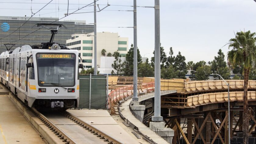 Part of Metro's Green Line will close again for two weeks ... San Manuel Train Tracks Maps Usa on