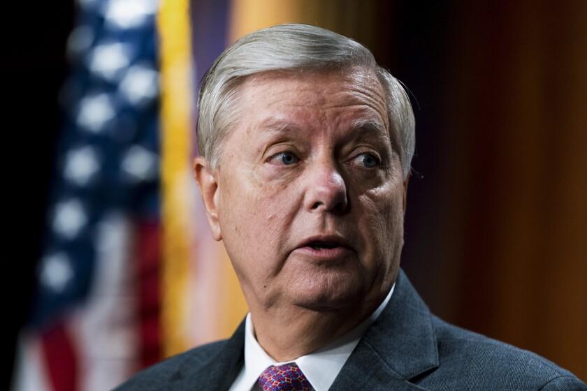 Sen. Lindsey Graham speaks