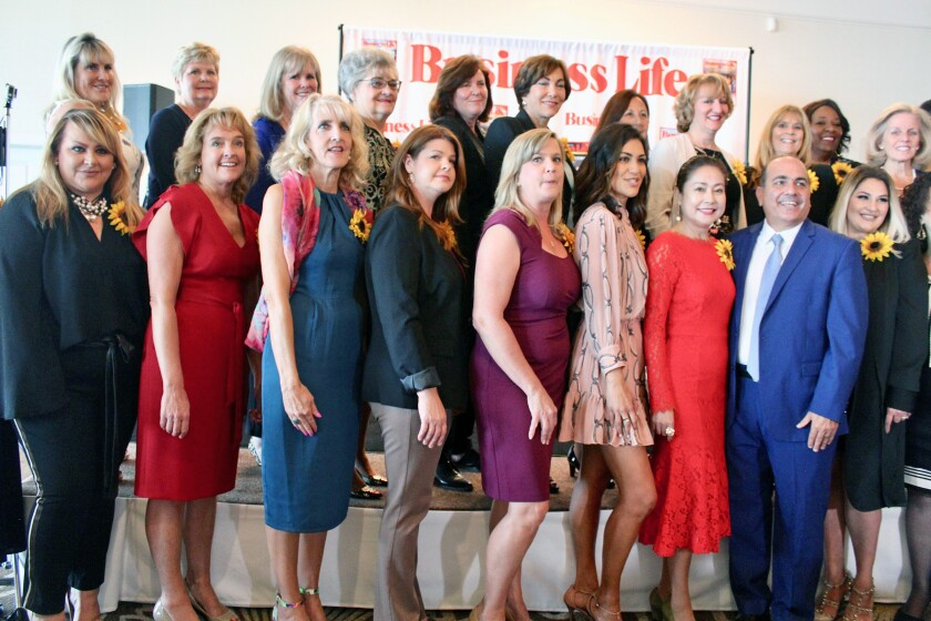Business Life Magazine's 2019 Women Achievers