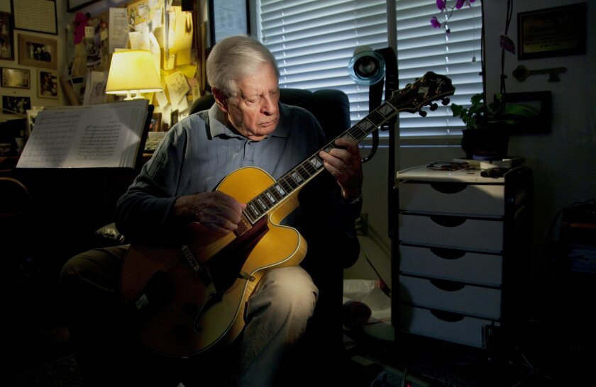 Perpetually active guitar legend Mundell Lowe, a longtime San Diego resident, turned 90 in April. His presence helped elevate the growing jazz scene here and its mix of seasoned veterans and young lions. There was also lots of activity as venues emerged, vanished and re-emerged at new locations.