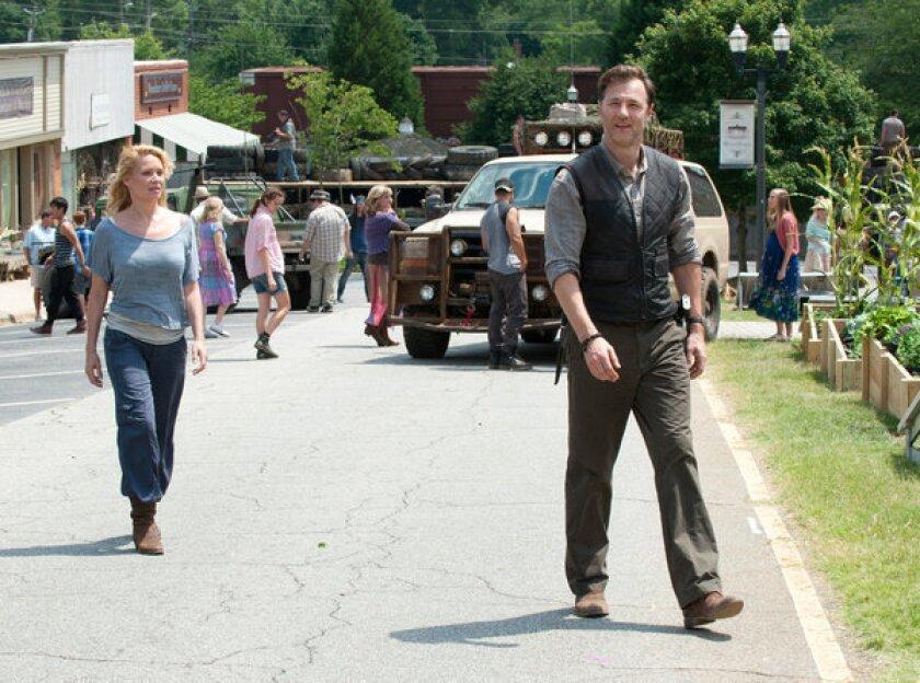 'Walking Dead' recap: If you love something, kill it free