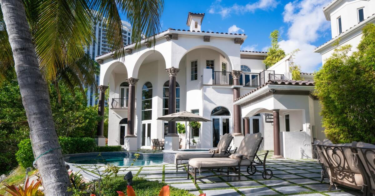 DJ Khaled pockets $4.8 million for lavish Florida home