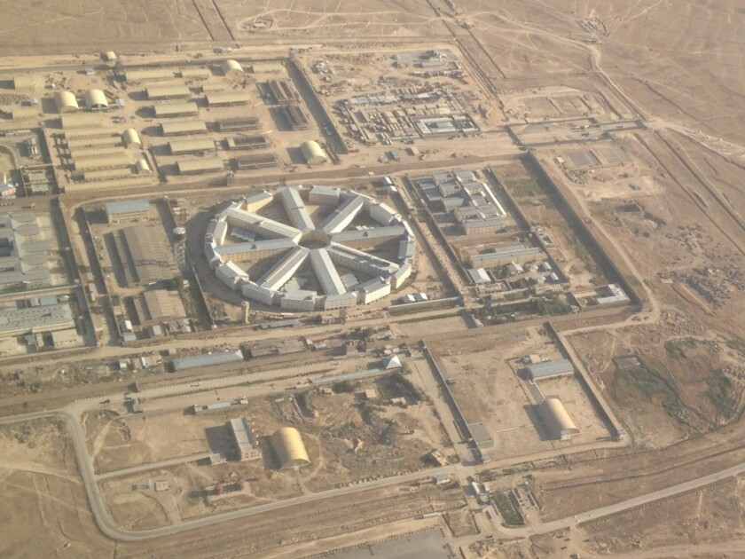 Afghan National Detention Facility