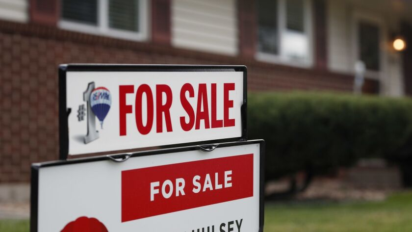 Mortgage rates experienced the biggest one-week drop in nearly four years after stock market volatility rattled investors.