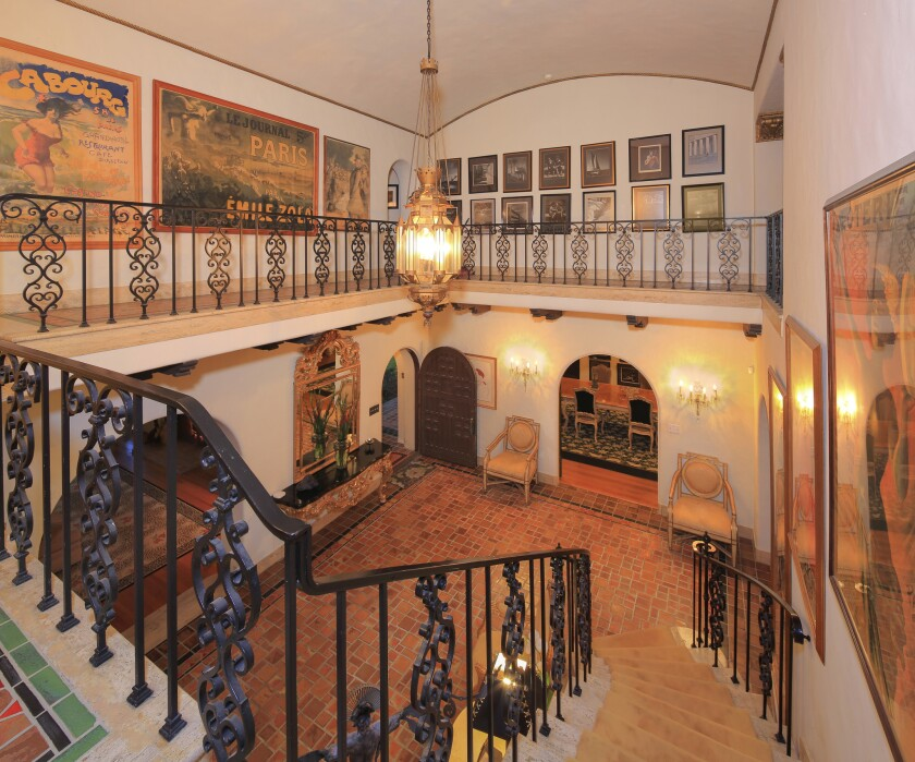 David Whitmire Hearst's onetime home | Hot Property