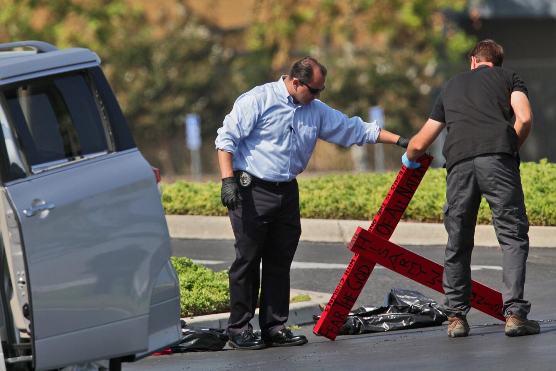 TSA agent arrested in Riverside