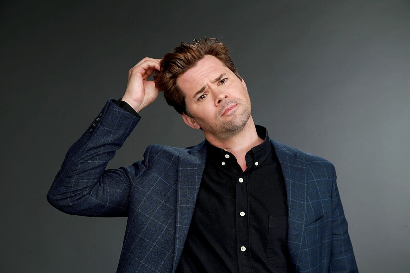 """Andrew-Rannells stars in """"Black Monday"""" which chronicles the 31st anniversary of the worst stock mar"""