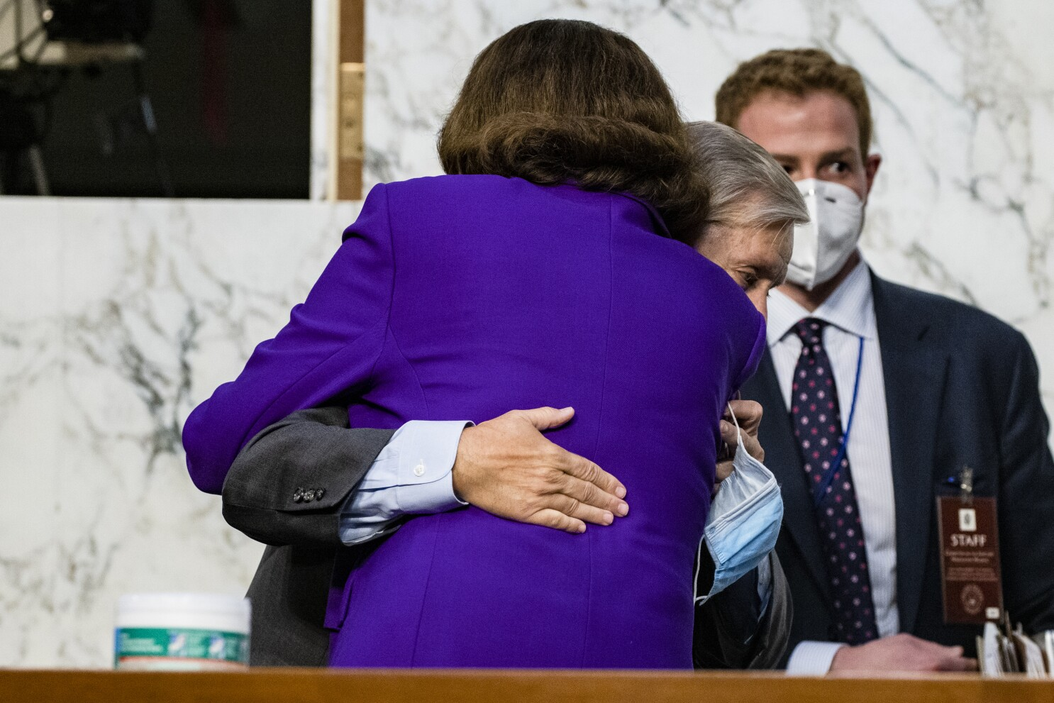 democrats fume over feinstein s committee performance los angeles times democrats fume over feinstein s