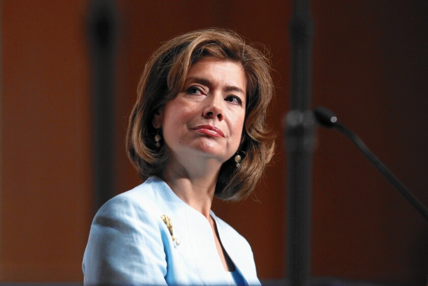 President Obama nominated Maria Contreras-Sweet, the founding chairwoman of ProAmerica Bank, to head the Small Business Administration in January 2014. The Senate confirmed her in April 2014.