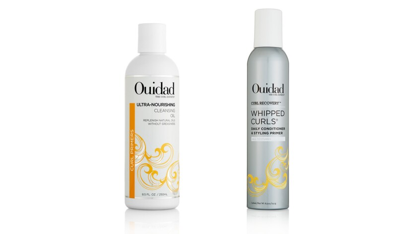 Must-have products for curly locks