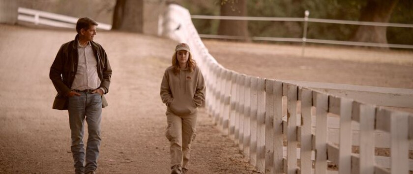 """Director Jay Silverman's """"Girl on the Edge"""" will play Monday during the Newport Beach Film Festival"""