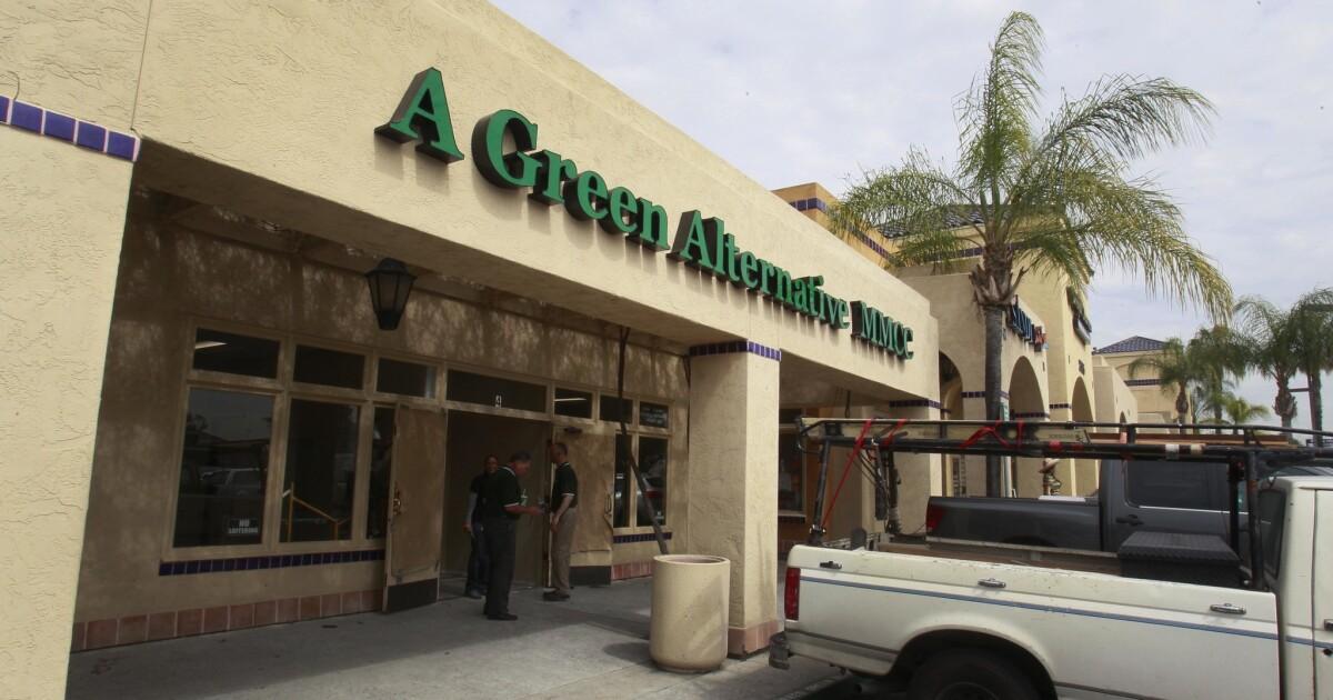 San Diego OKs streamlined permit renewals for cannabis dispensaries