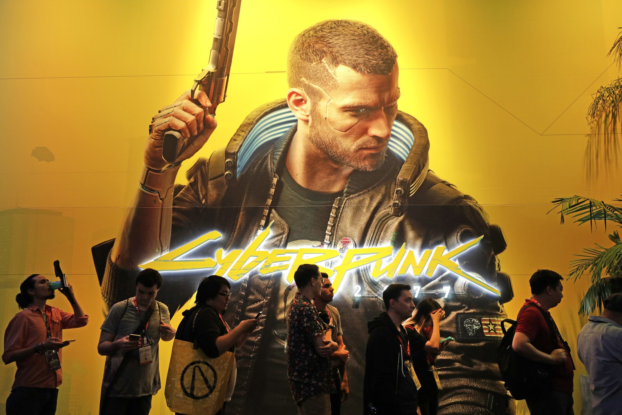 """The anticipation was big for """"Cyberpunk 2077."""""""