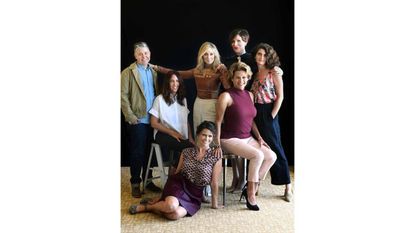 The women of 'Transparent'
