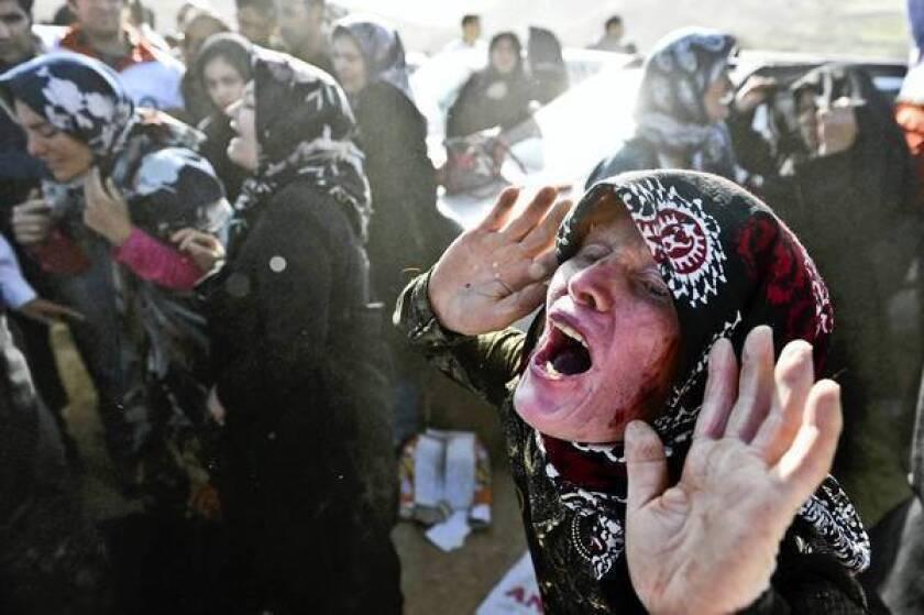 Iran earthquake toll rises to more than 300