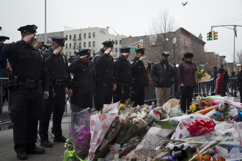 Ambushes of police are rising again at a difficult time for law enforcement