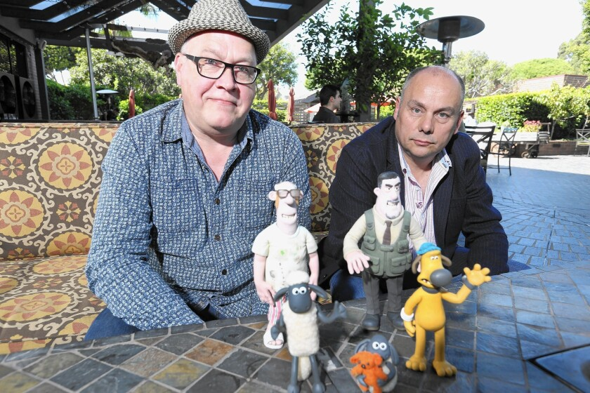 'Shaun the Sheep' creators don't follow the flock