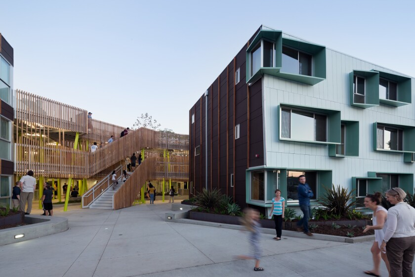 Broadway Housing by Kevin Daly Architects