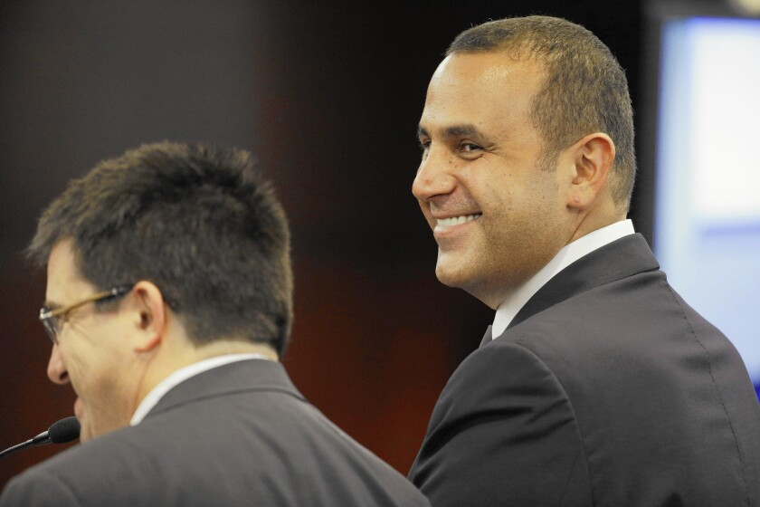 Sam Nazarian promised regulators he would address any addiction issues he may have.
