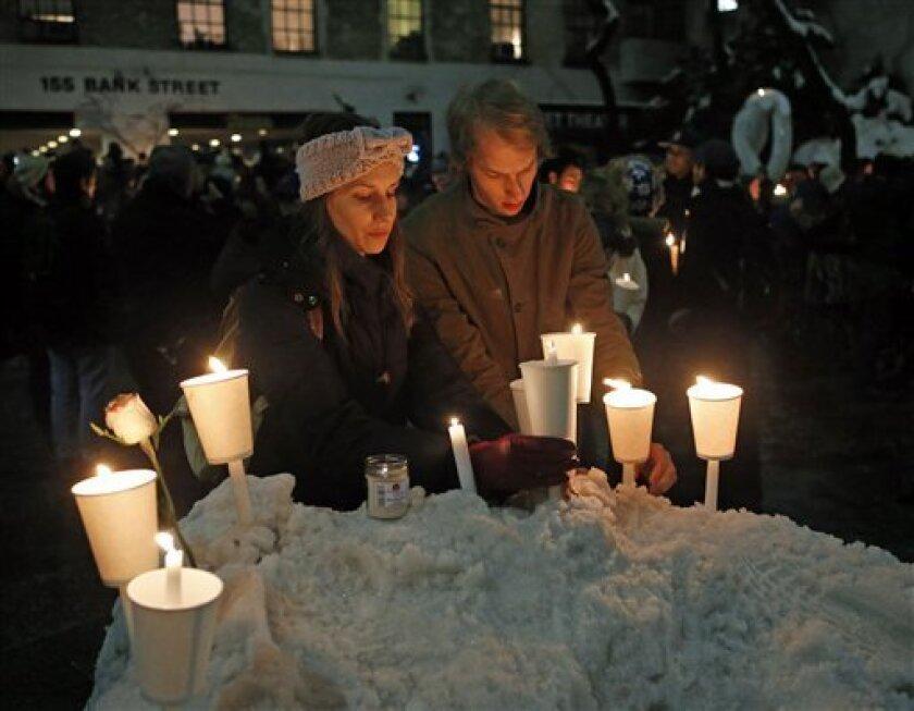 Vigil for Philip Seymour Hoffman