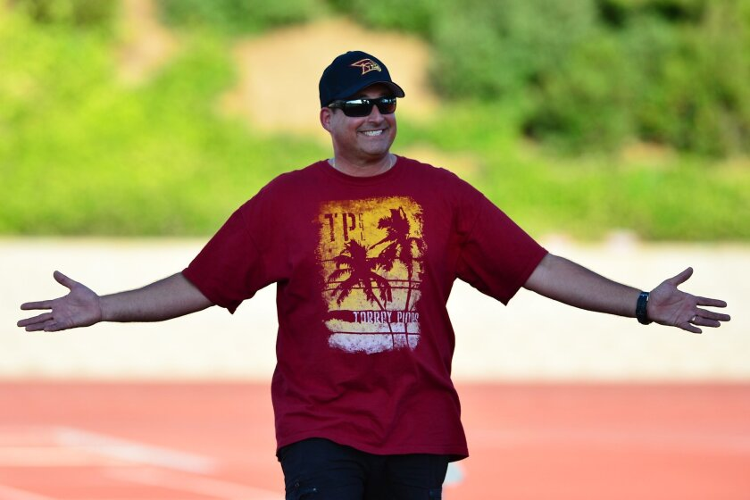 Torrey Pines' Scott Chodorow, 'Coach C,' passed away Nov. 1 after a battle with lymphoma.