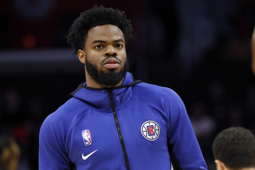 Clippers guard Derrick Walton Jr. has appeared in 19 games with the team this season.