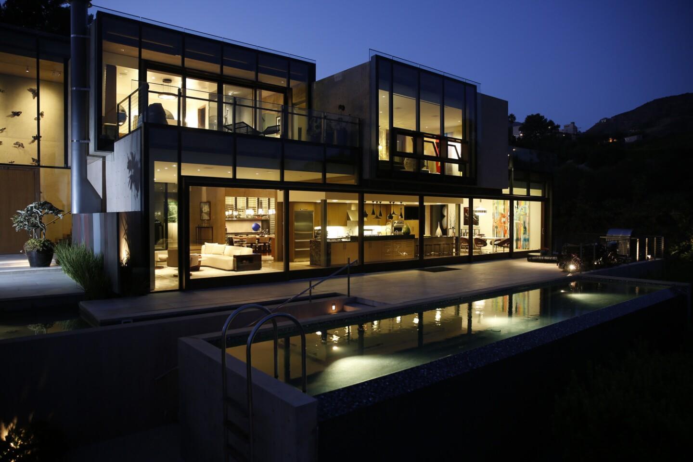 Sunglass House in Malibu