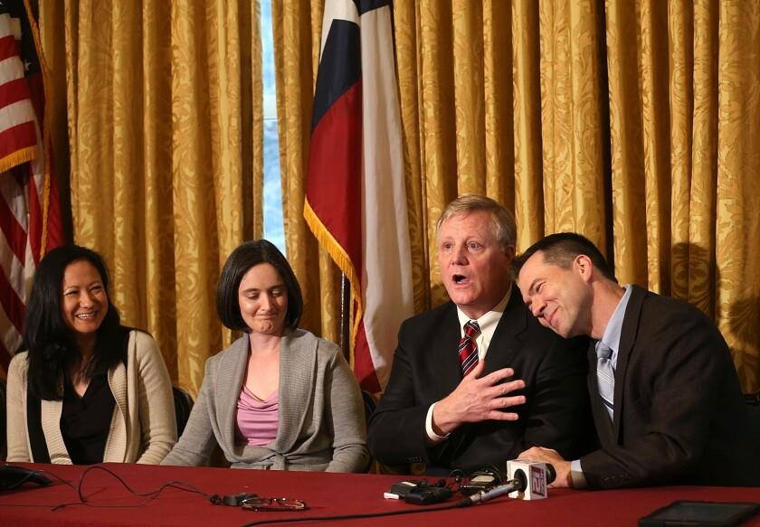 Texas gay marriage ruling