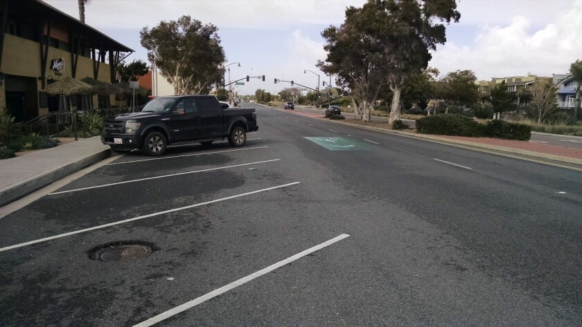 Solana Beach's paved roads were recently rated as generally in good condition.