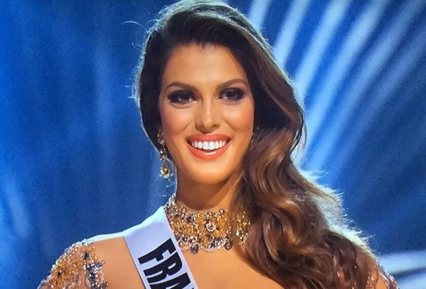 Miss Francia se impone a las representantes de Haití y Colombia y se lleva la corona a Europa.