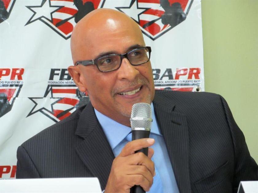 Juan González dirigirá equipo nacional béisbol P.Rico con miras Barranquilla