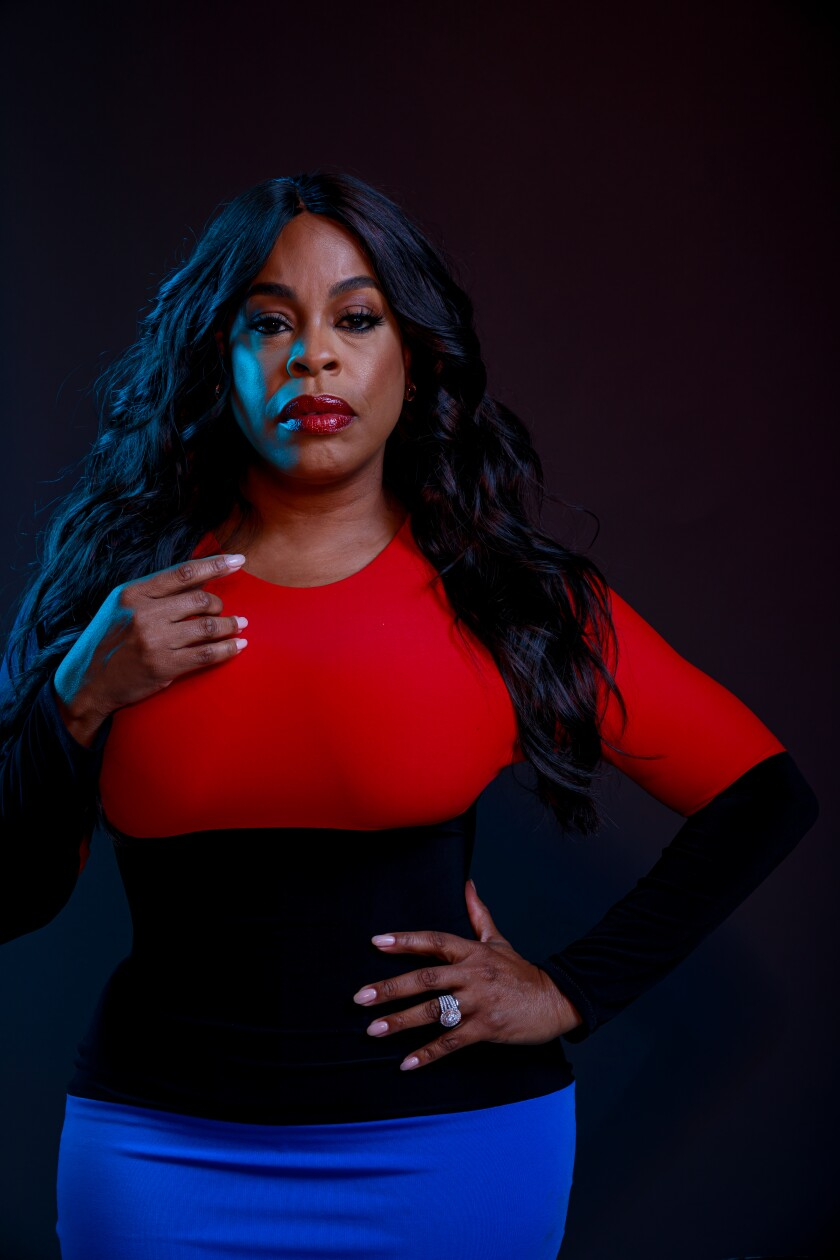 """Niecy Nash earned an Emmy nomination for her role in """"When They See Us"""""""