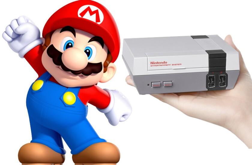 La famosa plataforma de videojuegos, que salió a la venta por primera vez en 1985, volverá a estar disponible para todos sus fanáticos, en una versión mini, desde este 11 de noviembre.