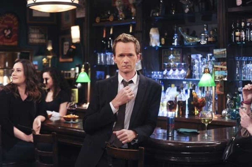 "Neil Patrick Harris in ""How I Met Your Mother"" on CBS."