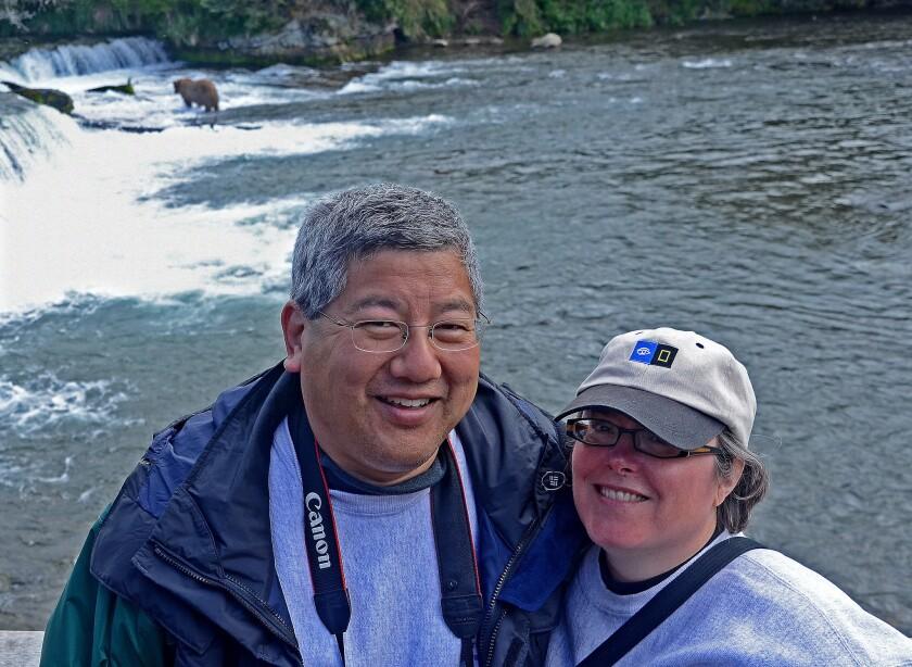 Ruey Tu and Amy Marta