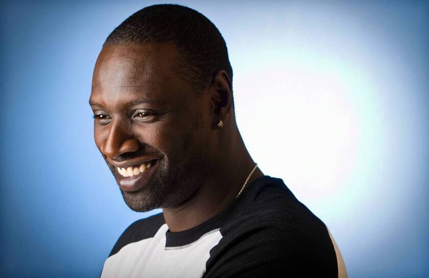 Omar Sy of 'The Intouchables' hits his stride