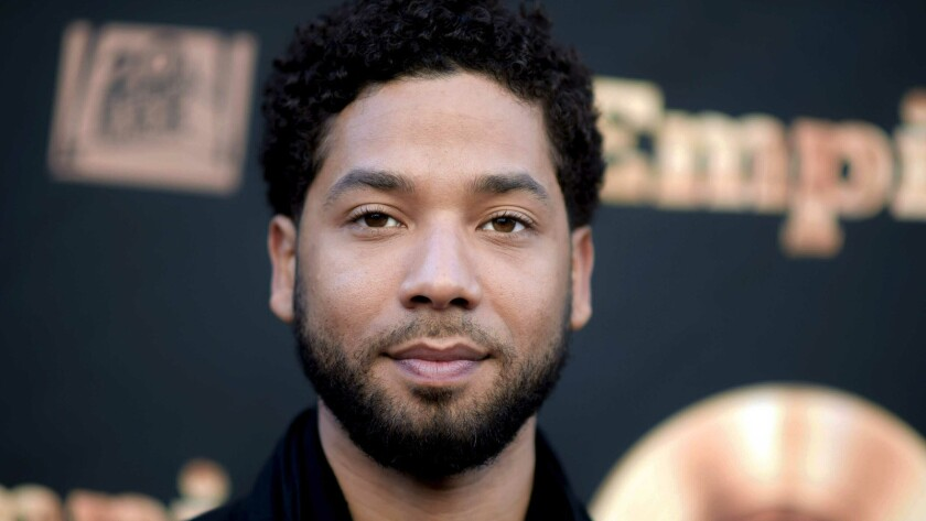 "Actor Jussie Smollett reported being attacked near his apartment. He co-stars in the TV series ""Empire,"" which films in Chicago."