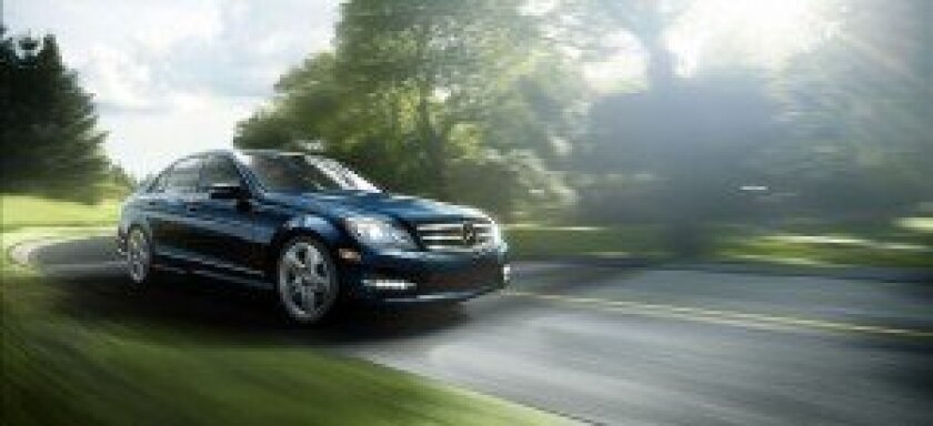 Susan and Bill Hoehn donated a 2013 Mercedes-Benz C250 that will be raffled off at the event.