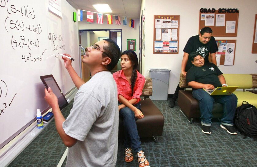 Latino Center opens at CSU San Marcos
